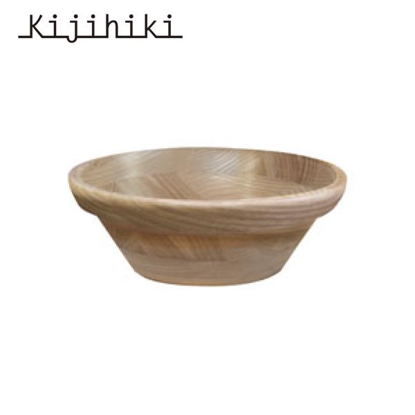 Kijihiki:ホワイトアッシュ サラダボール (ナチュラルカラー) 130016 1936900