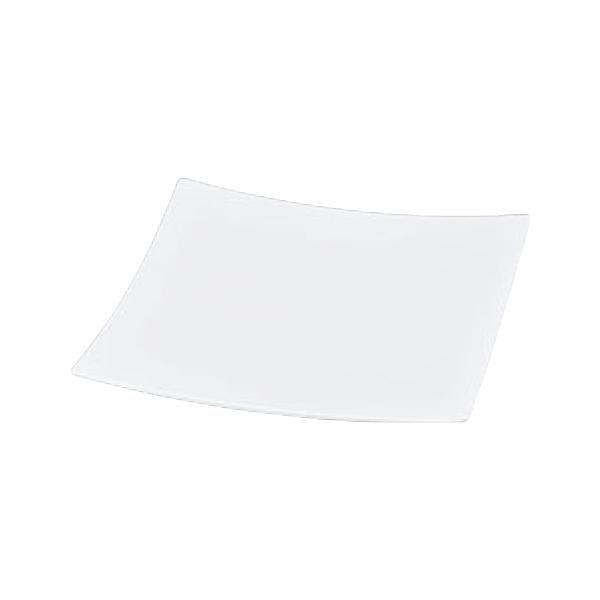 ニューホワイト 羽反角盛皿 46cm 0261840