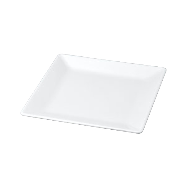 ニューホワイト 角盛皿 47cm 0405520