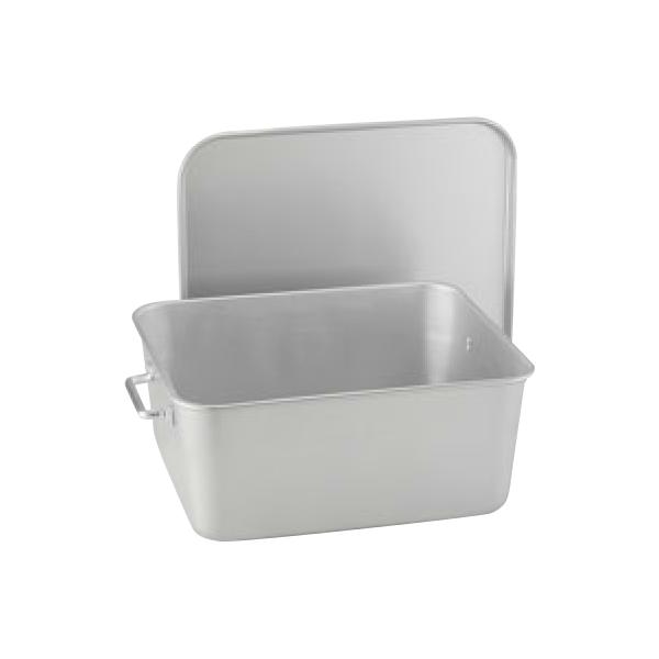 アルマイト重なるパン箱 30人用 TA-30 1178550