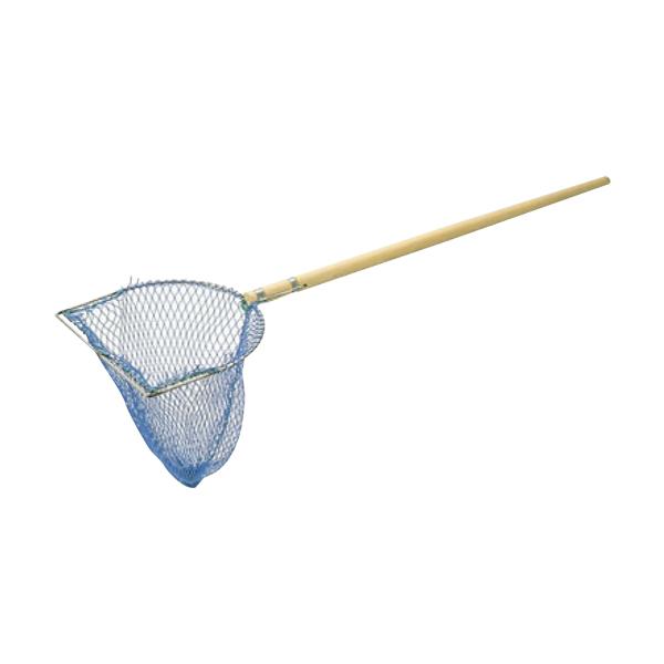活魚用 玉網 長三角形 40cm 3542900