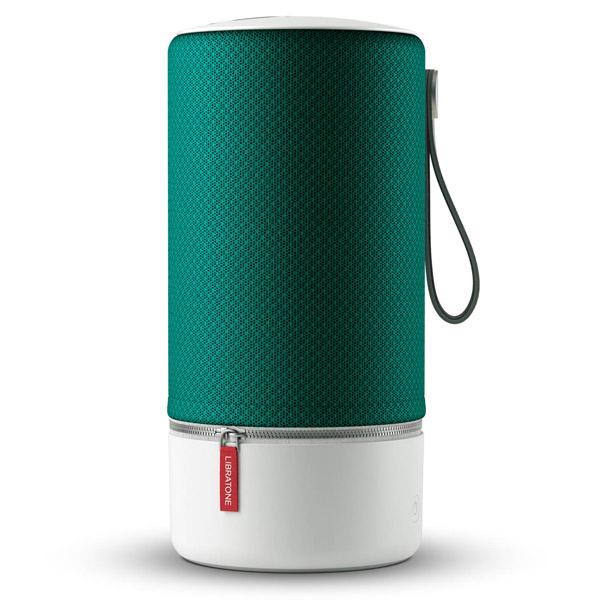 LIBRATONE(リブラトーン):ZIPP Bluetooth Wi-Fi対応 ワイヤレス スピーカー Deep Lagoon(緑) LH0032010JP2004