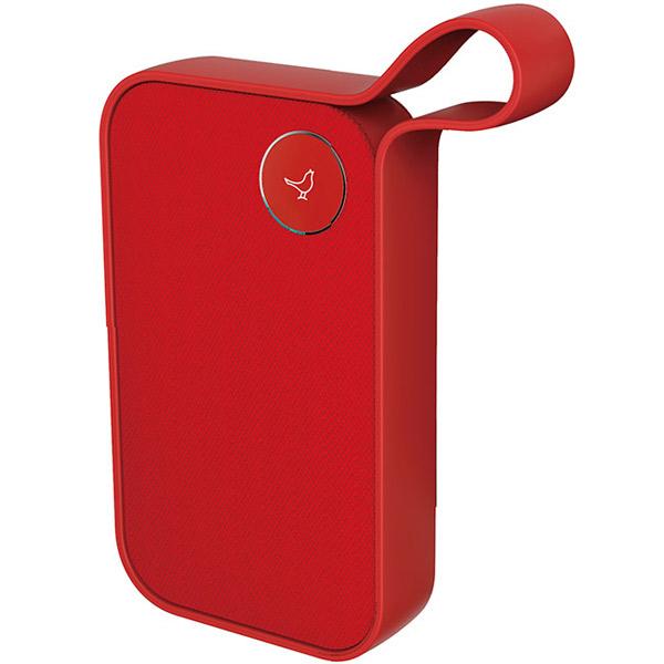 LIBRATONE(リブラトーン):ONE Bluetooth対応 防水 ワイヤレス コンパクトスピーカー Cerise Red (赤) LG0030010JP3003