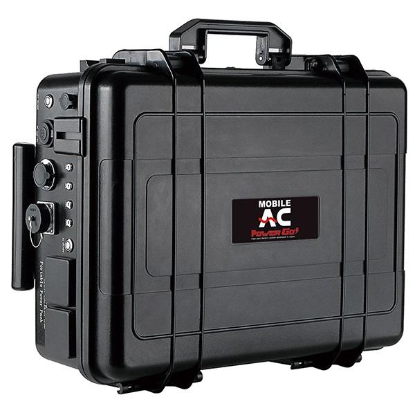 POWER VALUE SAVER:ポータブル蓄電池 PVS-3000