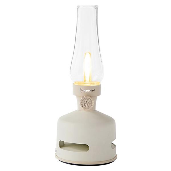 完売 MoriMori:LED Lantern Speaker BEACH HOUSE MoriMori:LED カラー:ホワイト BEACH Lantern FLS-1704-WH, Se-magasin:357d0d26 --- canoncity.azurewebsites.net