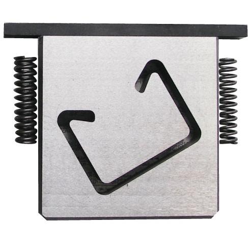 小山刃物製作所(Mokuba):レースウェイカッターD用替刃 可動刃 D-91-1