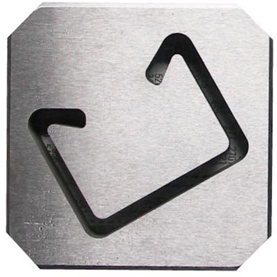 小山刃物製作所(Mokuba):レースウェイカッターD用替刃 固定刃 D-91-2