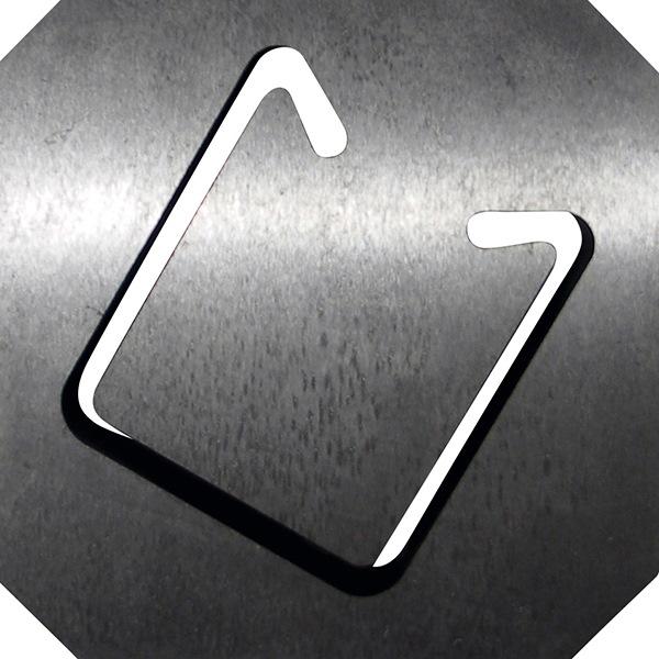 小山刃物製作所(Mokuba):EXレースウェイカッターD2用替刃 固定刃 D2用(DP2使用可) D-100-2