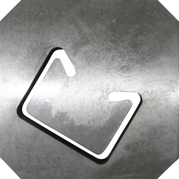 小山刃物製作所(Mokuba):EXレースウェイカッター用替刃 固定刃 D1用(DP1使用可) D-103-2