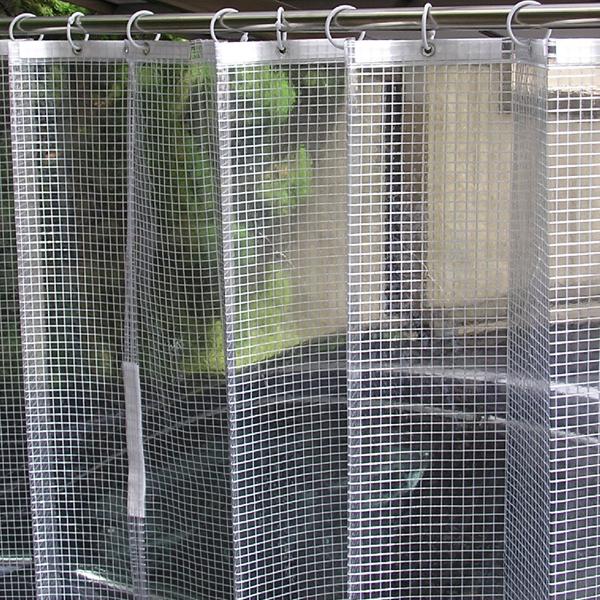 Roto-chain Screen 36-40t Grey//transparente