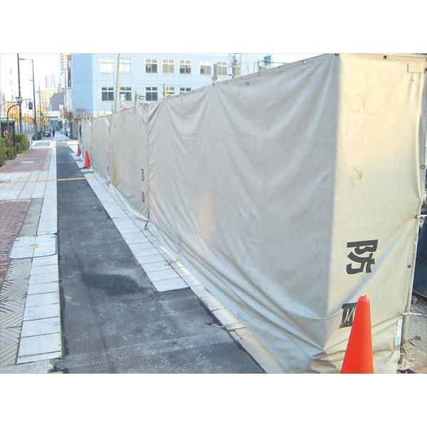 【代引不可】萩原工業:塩ビ防音シート 1.8×3.4m