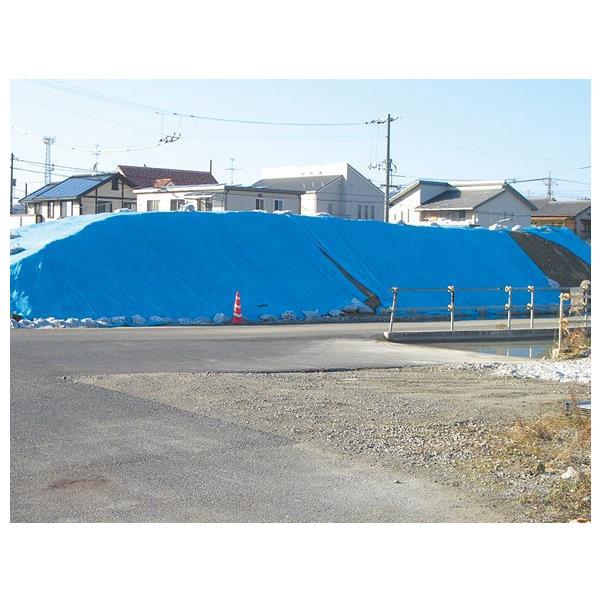 萩原工業:#3000 TPシート 15.0×20.0m 大型 ブルーシート