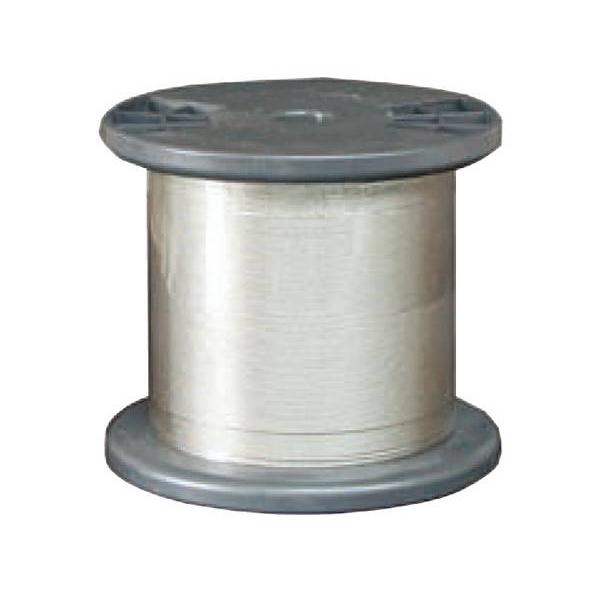 福井金属工芸:ステンレスワイヤー径1.0mm 500m 1304