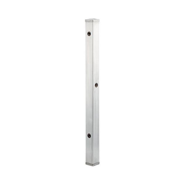 限定価格セール! カクダイ:ステンレス水栓柱(分水孔付)70角 624-113:イチネンネット-木材・建築資材・設備