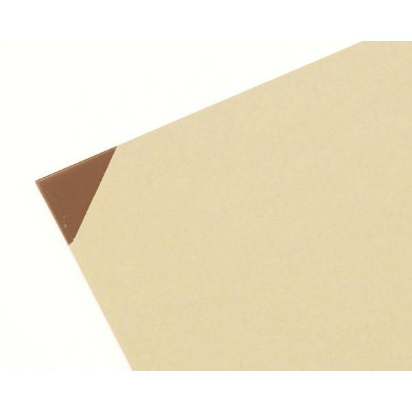 光:アクリル板Bスモーク900×900 2枚入厚み調整材入 KAC9093-6S