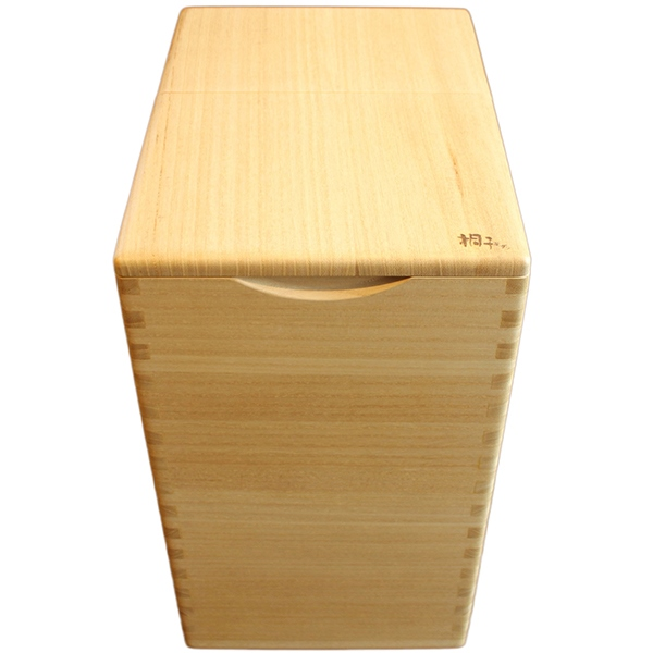 イシモク:桐の米びつ30kg 1合マス付