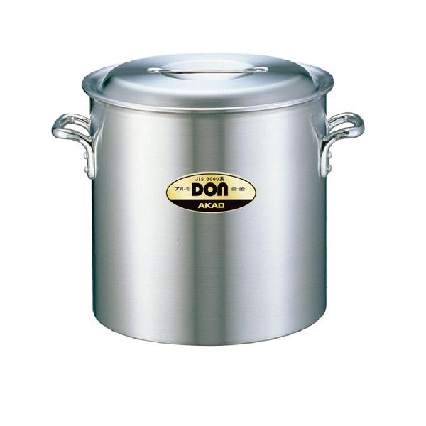 アカオアルミ:DON アルミ 寸胴鍋 60cm