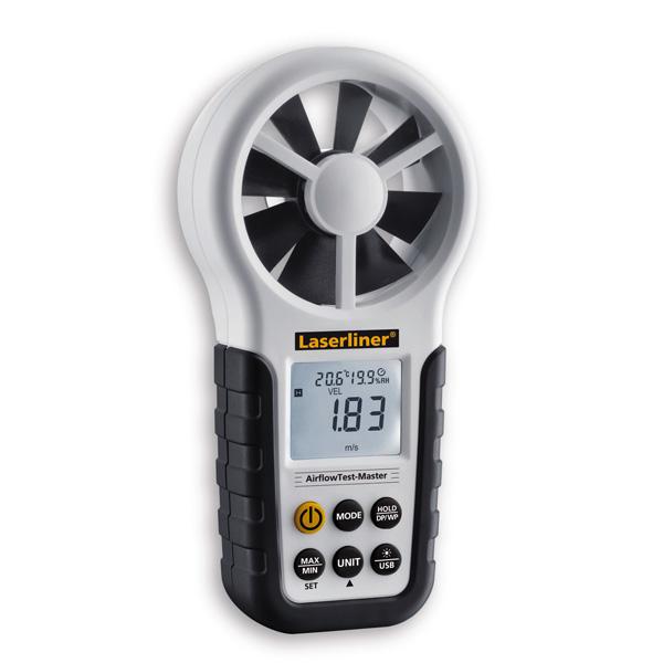 UMAREX(ウマレックス):エアーフローテストマスター 工具 DIY 計測 検査 環境測定器 風速計 ウマレックス UM082140