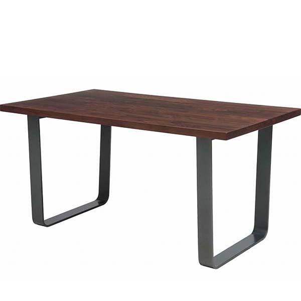 【代引不可】市場:LFP ダイニングテーブルDining Table 1350 ブラウン LFPT-3030BR