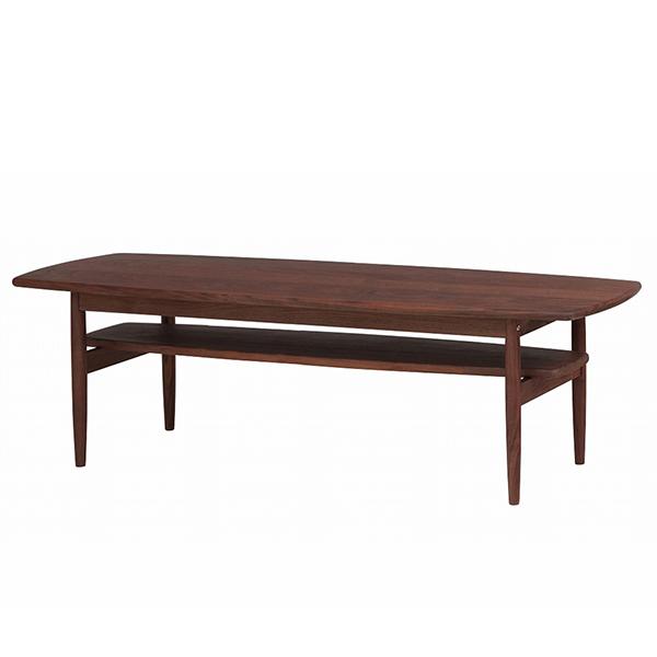 【代引不可】市場:Arbre センターテーブル Center Table 1200 ブラウン ART-2976BR