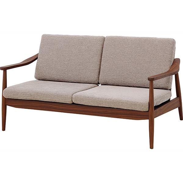 【代引不可】市場:Arbre ソファ Sofa ブラウンベージュ ARS-2978BRBE