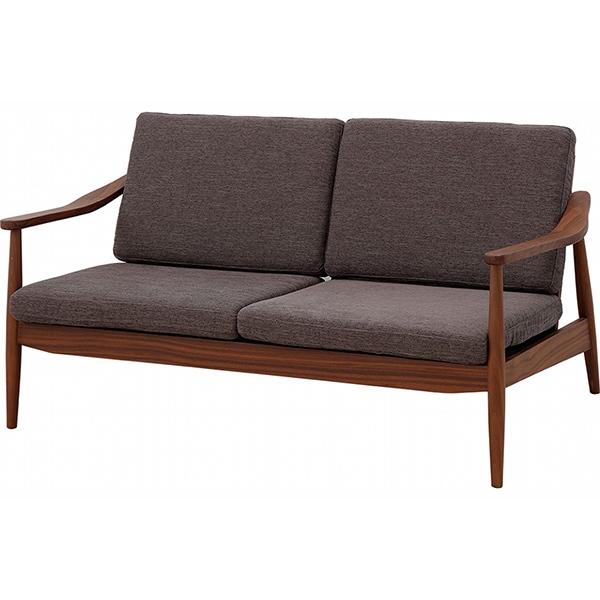 【代引不可】市場:Arbre ソファ Sofa ブラウンブラウン ARS-2978BRBR