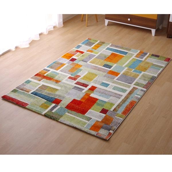 イケヒコ・コーポレーション:トルコ製 ウィルトン織り カーペット 『エデン RUG』 約160×230cm 2334429