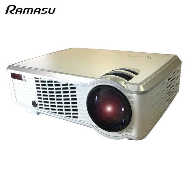 RAMASU(ラマス):LEDホームプロジェクター RA-P2000