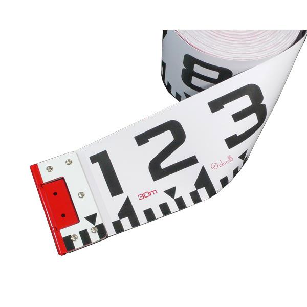 ヤマヨ測定機:100mm巾×30m リボンロッド 100E-2 R10B30