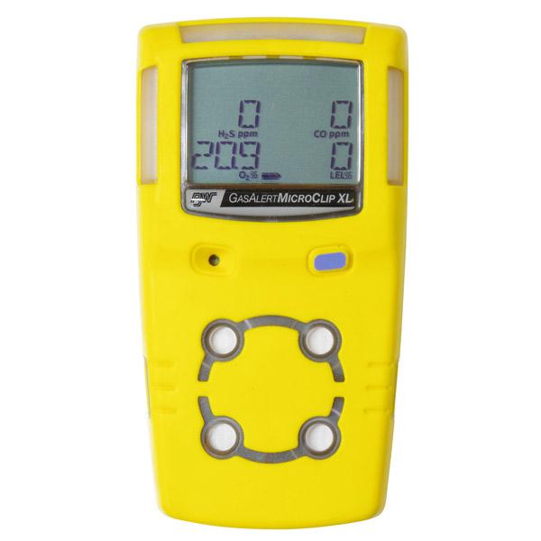 イチネンジコー:ガスアラートマイクロクリップXL MCXL-XWHM-Y-NA