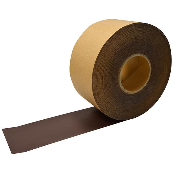 プランテックス(旧ザバーン)用補修テープ 幅10cm×50m ブラウン