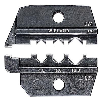 KNIPEX(クニペックス):交換用ダイス(9743-200用) 9749-69-2