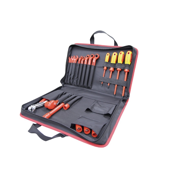 KNIPEX(クニペックス):次世代車用絶縁工具セット HEVAUTO-SET2