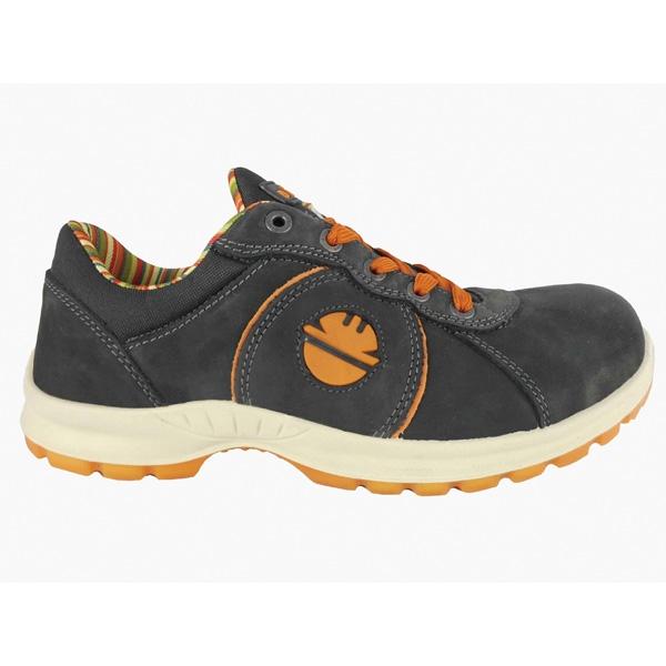 DIKE(ディーケ):26.5 作業靴アジリティエスプレッソブラック 23711-300-40