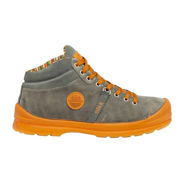 DIKE(ディーケ):27.0 作業靴サミットアルピニアングレイ 27021-205-41