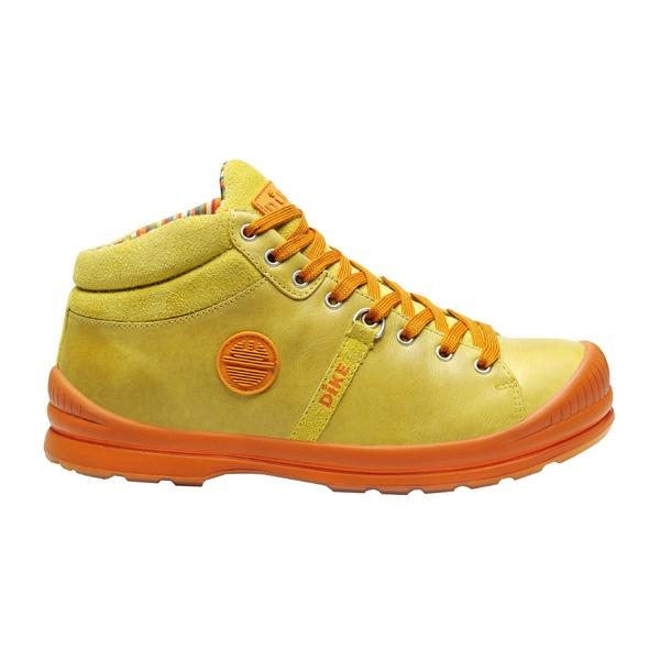 DIKE(ディーケ):27.0 作業靴サミットサルディーニャオリーブ 27021-501-41