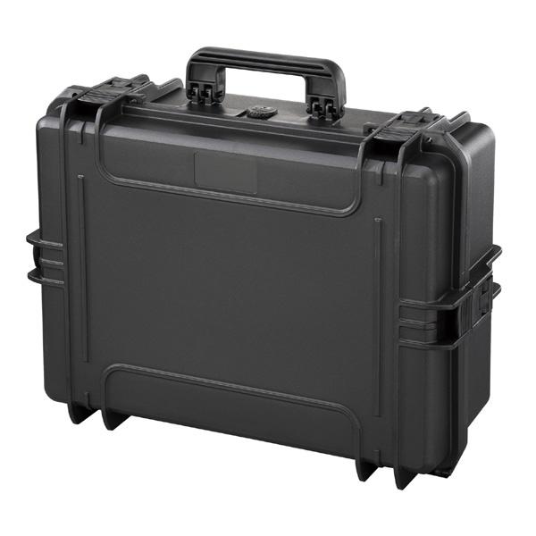 MAX(マックス):マックスケース(ブラック/ブロックウレタン付) M505S-BK