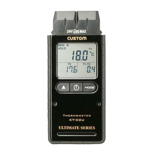 カスタム:アルティメットシリーズ熱電対温度計2CH KT-02U