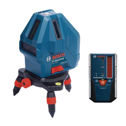 BOSCH(ボッシュ):レーザー墨出し器 GLL5-50XSET