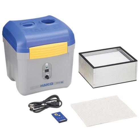 白光:空気清浄式吸煙器 FA-431/100V FA431-81