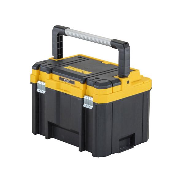 DEWALT:TSTAK ラージBOX(オーガナイザー付) DWST17814