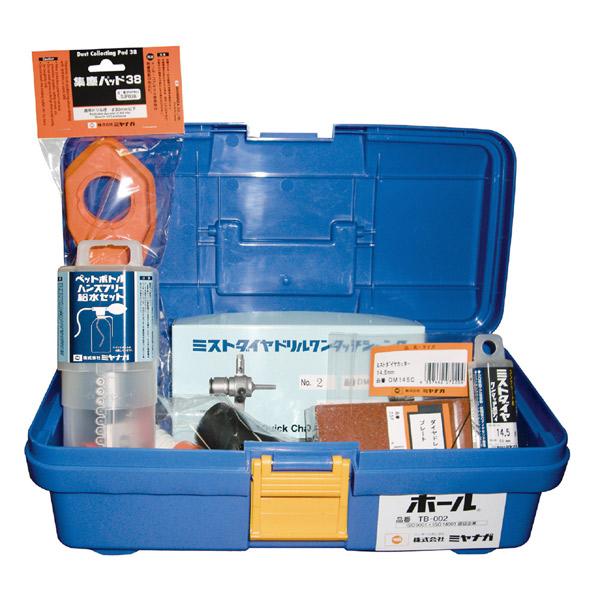 4957462217582 ミヤナガ:ミストダイヤ ネジタイプ 14.5×100 超激安特価 DM145BOX BOXキット 安売り