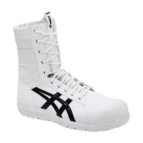 アシックス:ウィンジョブ 001(ホワイト×ブラック) 31.0 CP402