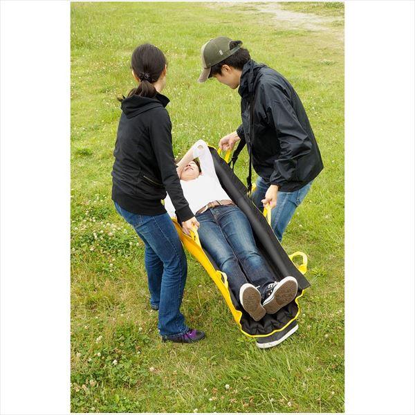 エコロヴィーバルーン:エアバッグ式担架