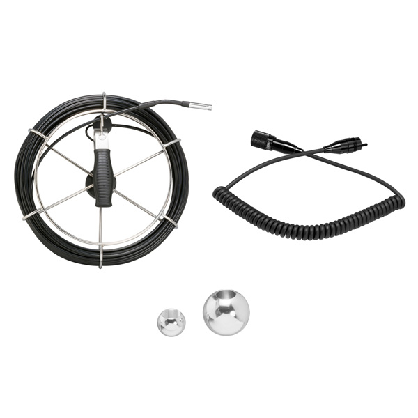 Kenko(ケンコー):LEDライト付き防水スネイクカメラ SNAKE-15用 管内検査20mセット SNAKEOP-11