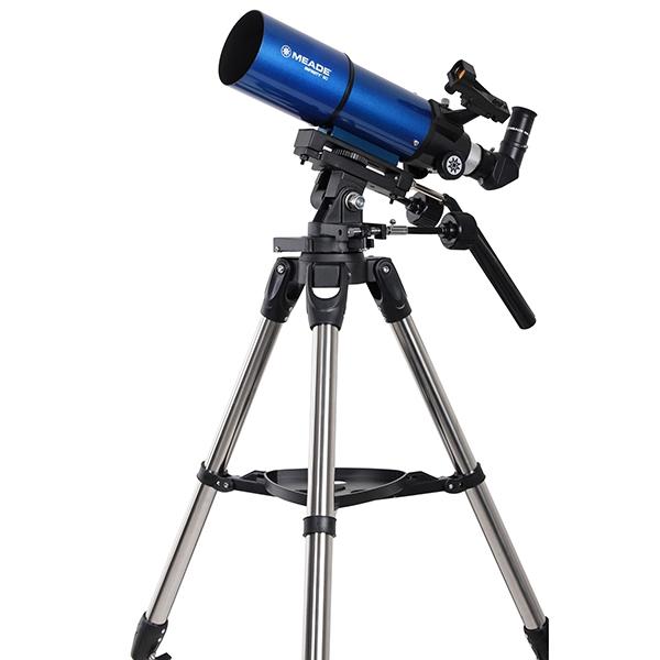 MEADE(ミード):望遠鏡 天体望遠鏡 屈折式80mm口径天体望遠鏡 AZM-80