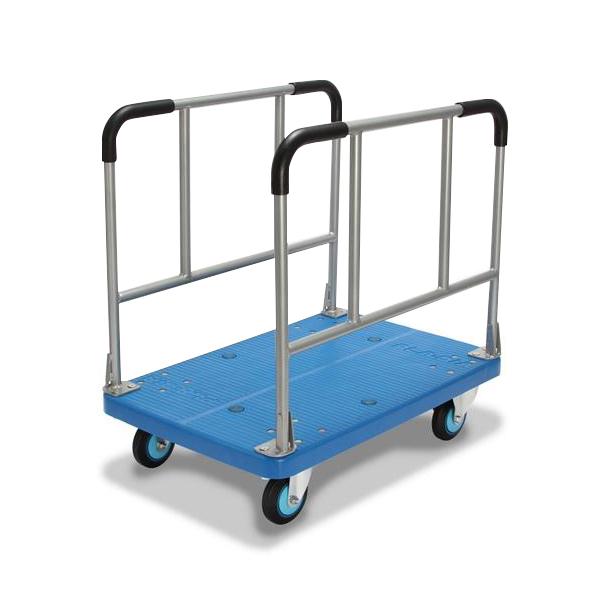 【代引不可】カナツー:長尺物運搬車300kg積載 PLA300Y-W