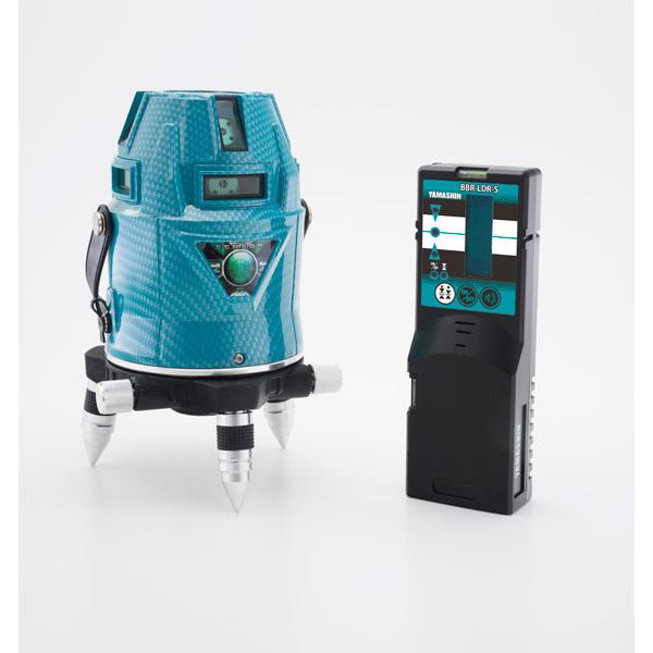YAMASHIN:電子整準式アクアグリーンレーザー フルセット LDR-9s-W