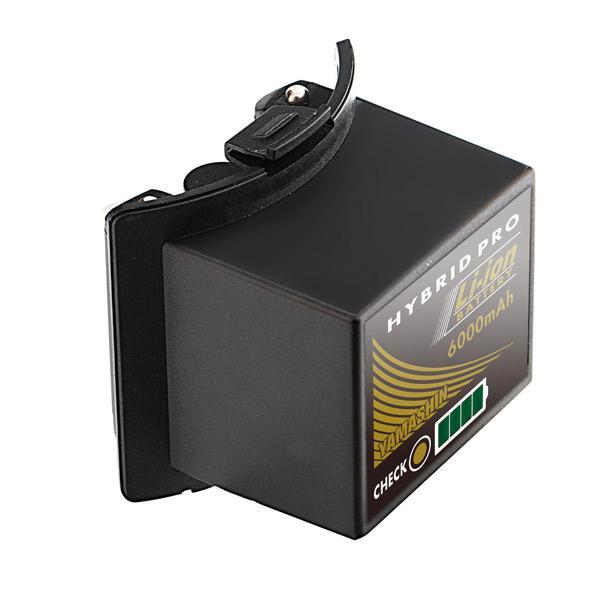 YAMASHIN:専用バッテリー 6000 BT-6000