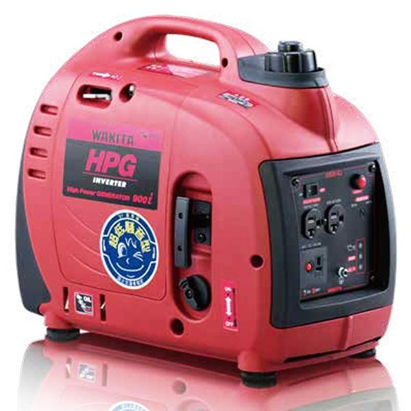 【お気に入り】 HPG900iワキタ:インバーター発電機 HPG900i:イチネンネット, マツノチョウ:44f806e5 --- fricanospizzaalpine.com